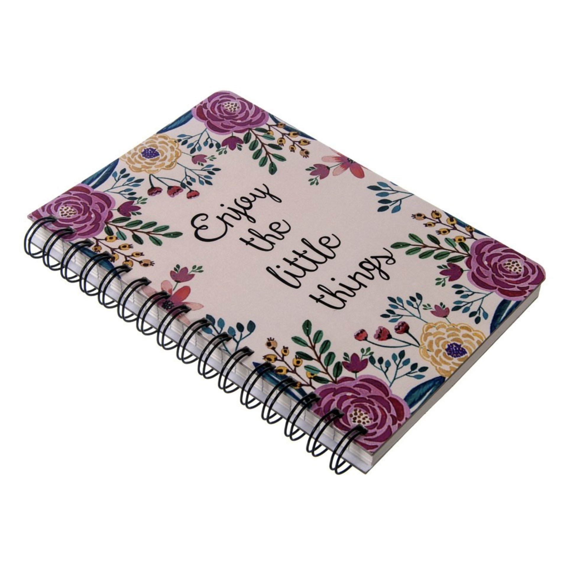 Gifts of Love Viva Notebook A5 - Enjoy the Little Things
