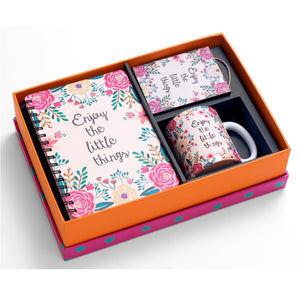 Enjoy the Little Things - Gift Set