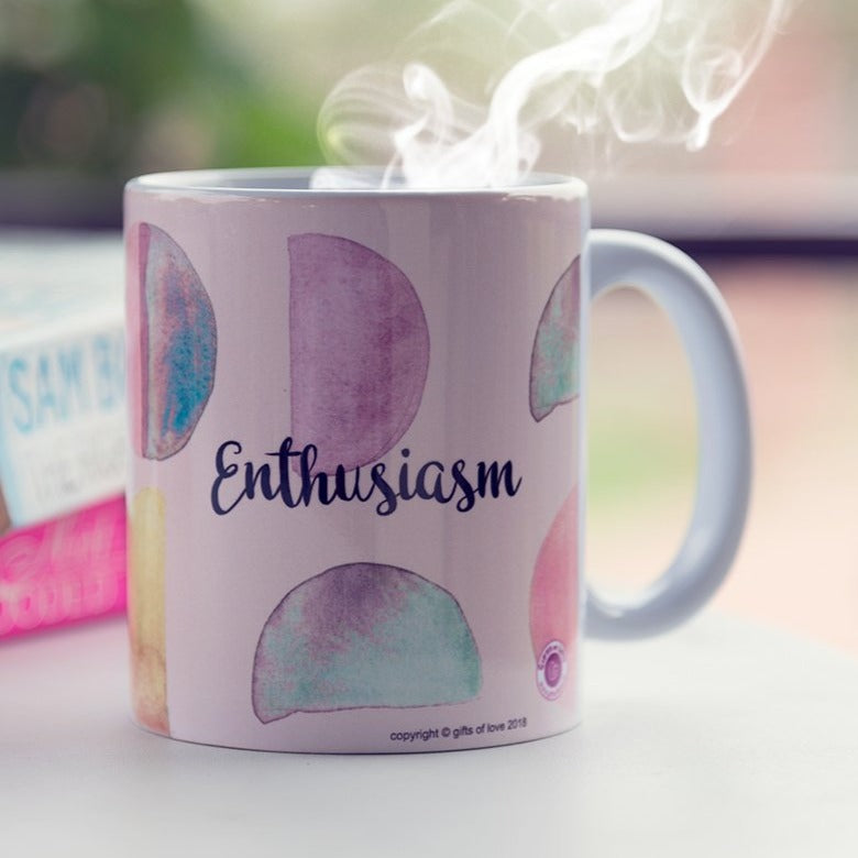 Enthusiasm - Inner Treasures Mug