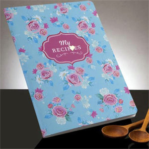 Esther Rose - Soft Cover Recipe Organiser