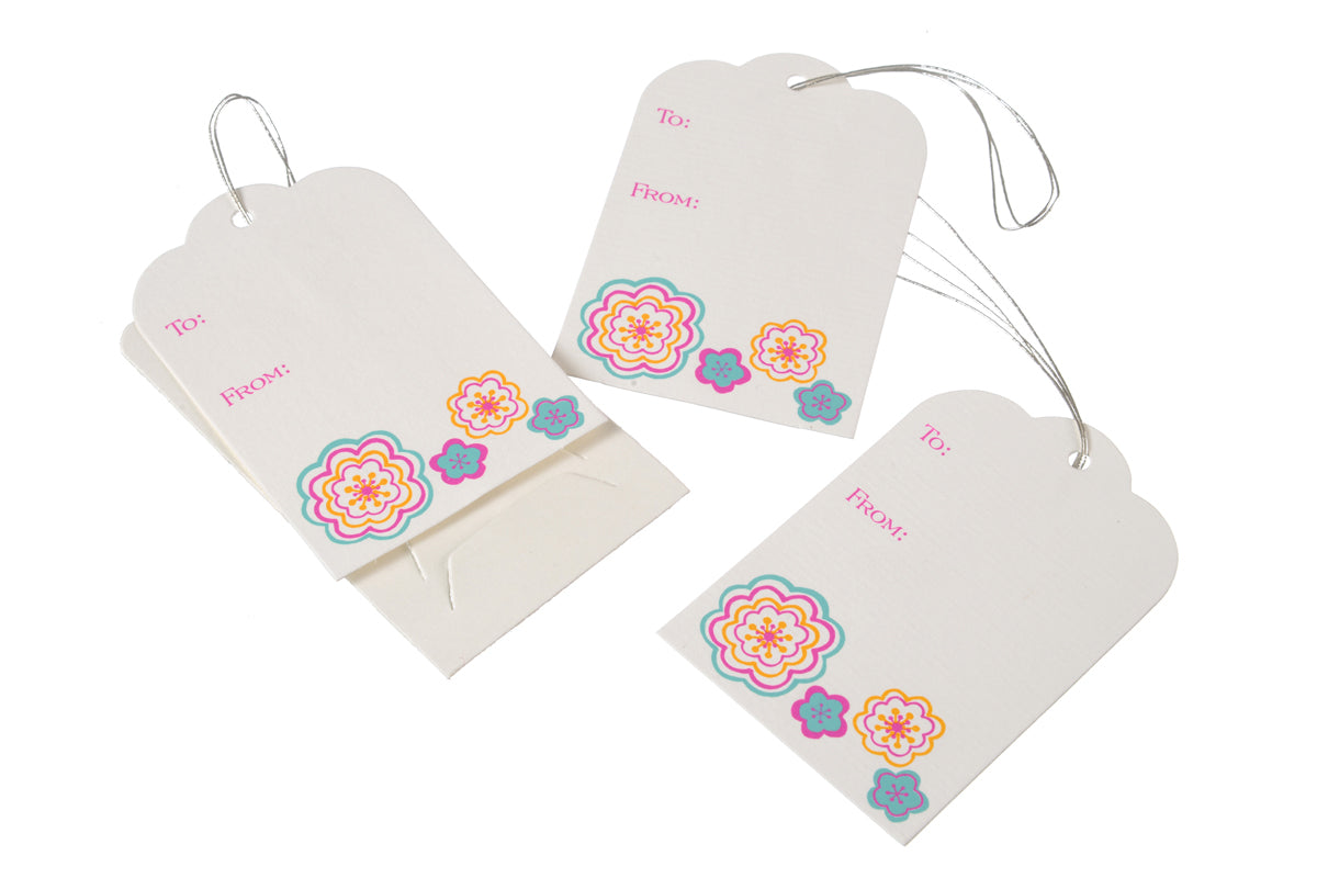 'Fiona' - Set of 3 Gift Tags