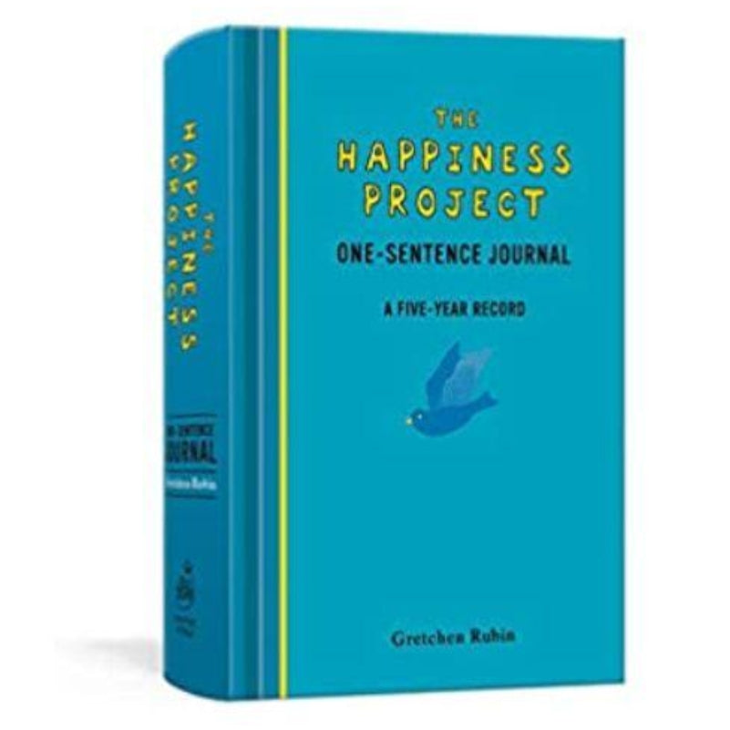 The Happiness Project : One Sentence Journal