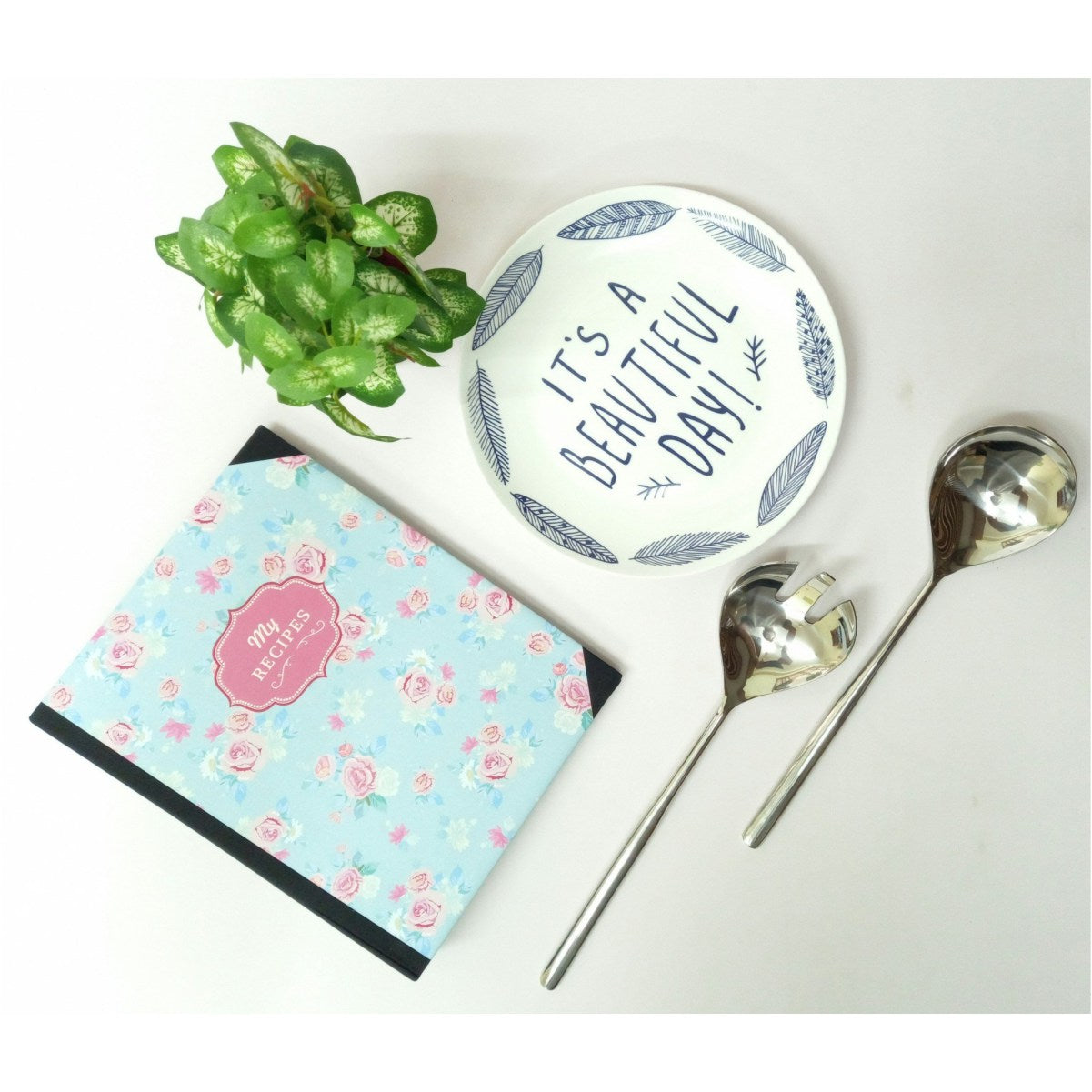 Gifts of Love Hard Cover Recipe Organiser Esther Rose
