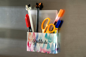 Gratitude - Inner Treasures Magnetic Pen Stand