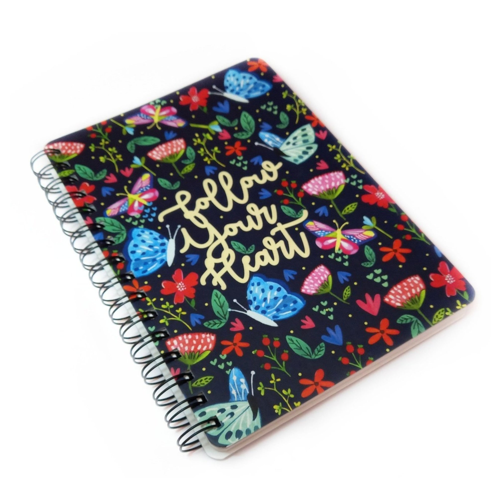 Gifts of Love Viva Notebook A5 - Follow Your Heart