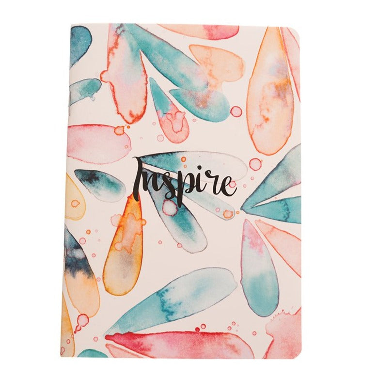 Inspire - Inner Treasures A5 Soft Cover Notebook