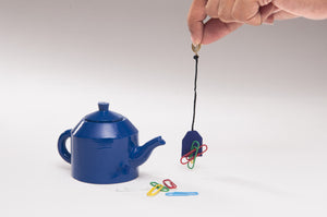 Gifts of Love - Kettle Clip Dispenser - Red - Blue