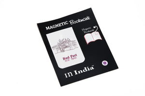 Gifts of Love - Magnetic Bookmark - Red Fort