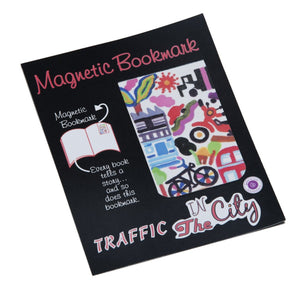 Gifts of Love - Magnetic Bookmark - Traffic