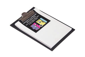 Magnetic Clipboard - Black