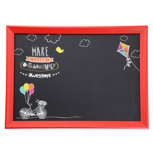 Make Today Outrageously Awesome - Big Chalk Art Chalkboard