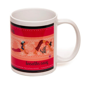 Gifts of Love - Mug Breathe Easy
