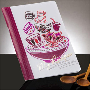 My Recipes - Soft Cover Recipe Organiser