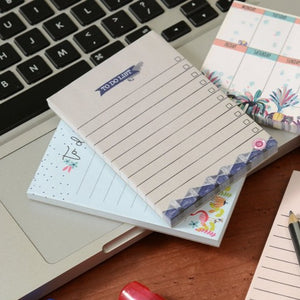 Aizo To Do List - A6 Notepads