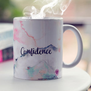 Personalised Coffee Mug IT Confidence 3