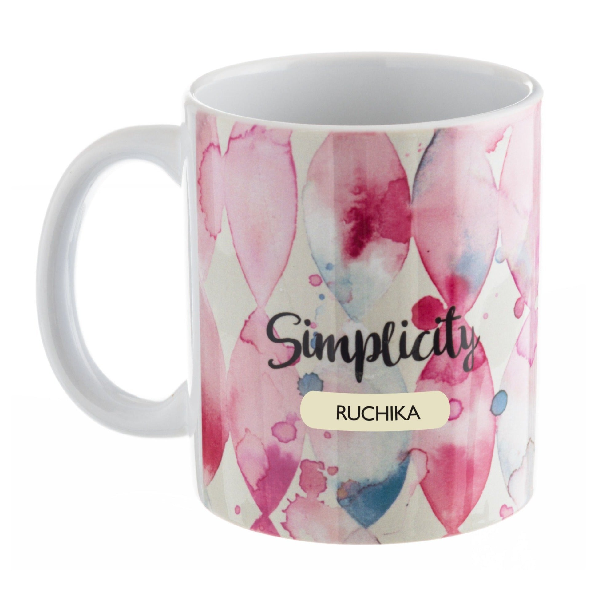 Gifts of Love Personalised Coffee Mug IT Simplicity 3