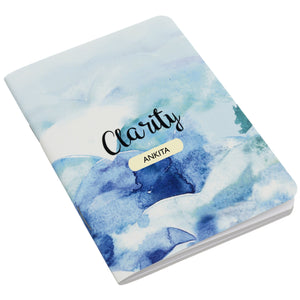 Personalised Notebook Inner Treasure Clarity Soft Cover A5 3