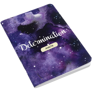 Personalised Notebook Inner Treasure Determination Soft Cover