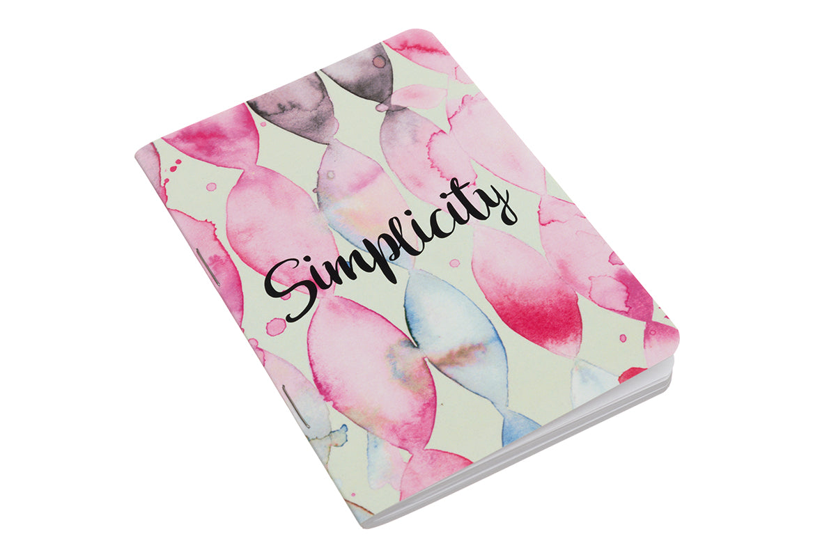 Simplicity - Inner Treasures A6 Soft Cover Notebook