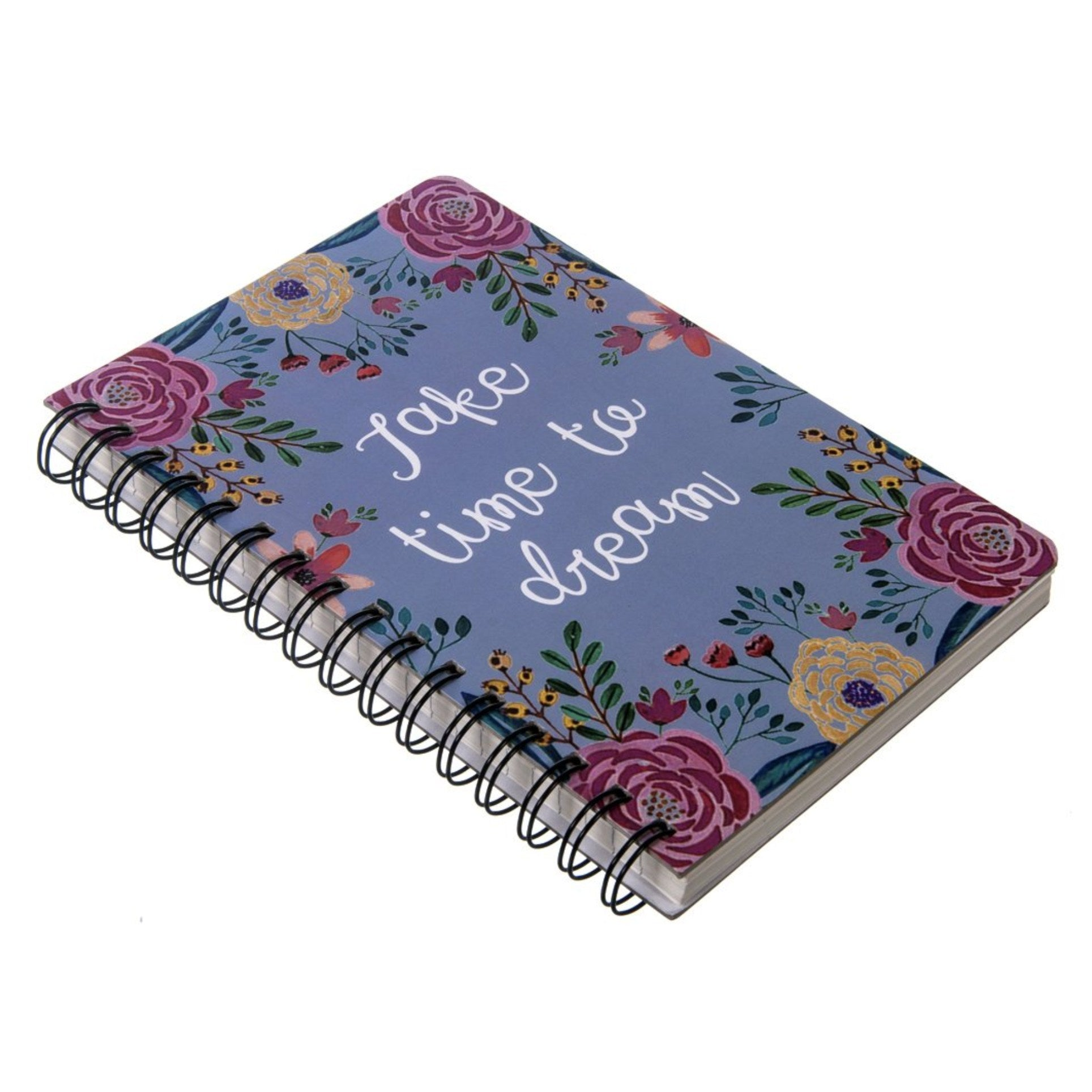 Gifts of Love Viva Notebook A5 - Take Time to Dream