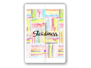 iPad/Tablet Wallpaper STEADINESS Inner Treasure