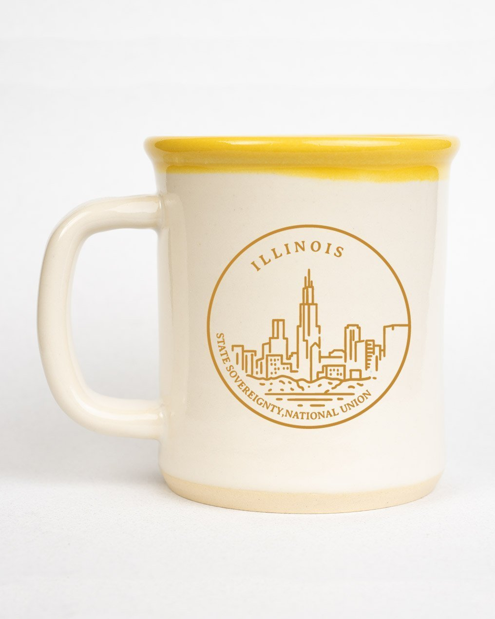 Illinois <br>Home State Mug