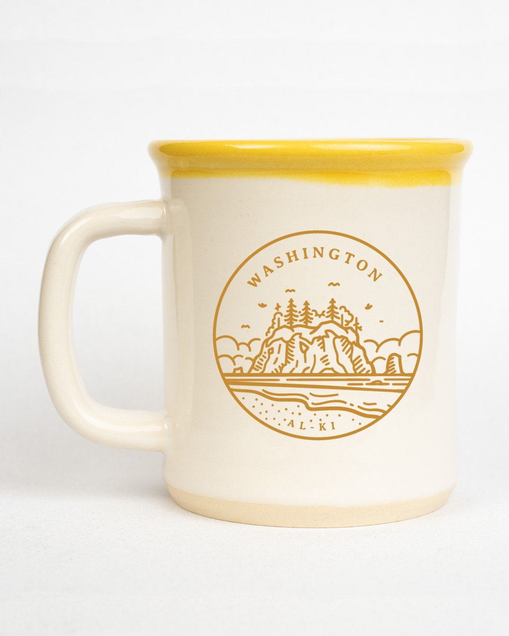 Washington <br>Home State Mug