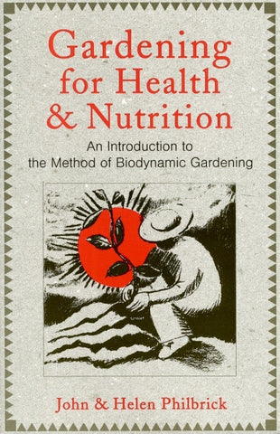 Gardening for Health & Nutrition