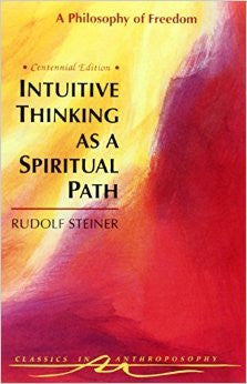 Intuitive Thinking As A Spiritual Path  (CW4)