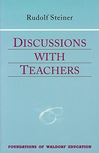 Discussions with Teachers (CW 295)