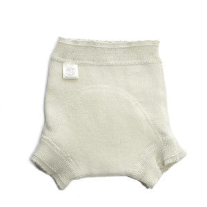 Organic Merino Diaper Covers