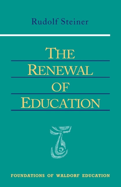 The Renewal of Education, CW 301