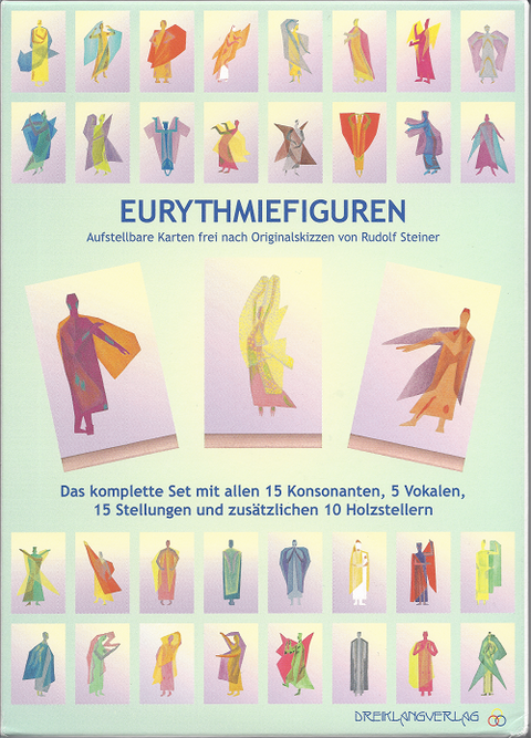 Eurythmy Figures Card Set