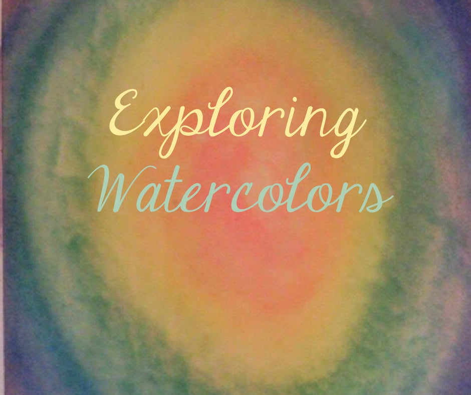 Exploring Watercolors