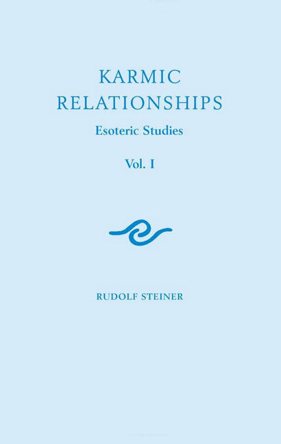 Karmic Relationships Volume 1 (CW 234)