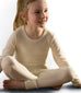 Organic Wool and Wool-Silk Long Underwear