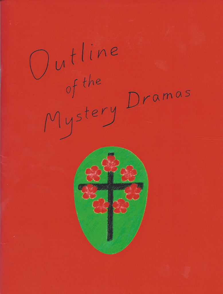 Outline of the Mystery Dramas