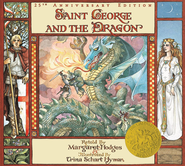 Saint George and the Dragon PB