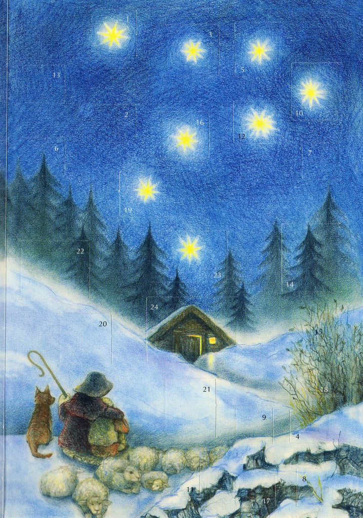 The Shepherd's Christmas Advent Calendar