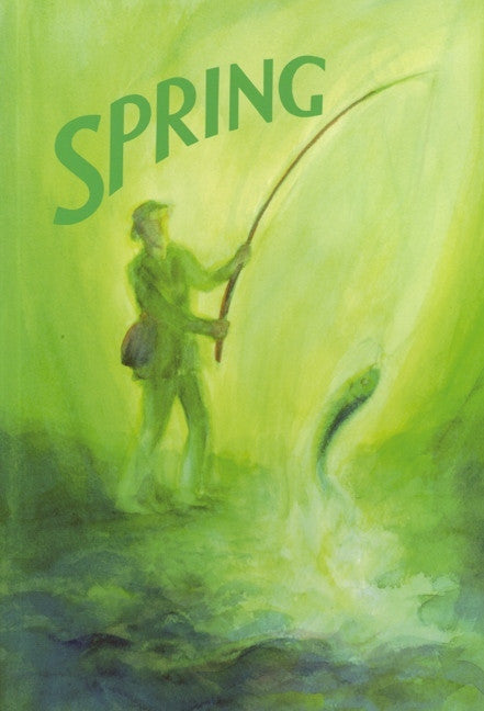 Spring:  A Collection of Poems, Songs and Stories for Young Children
