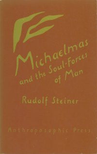 Michaelmas and the Soul-Forces of Man (CW 223)