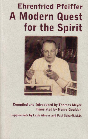 A Modern Quest for the Spirit