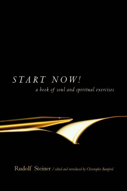 Start Now!: A Book of Soul & Spiritual Exercises