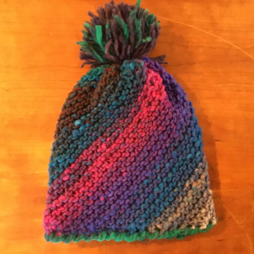 Knitted Japanese Wool Hat