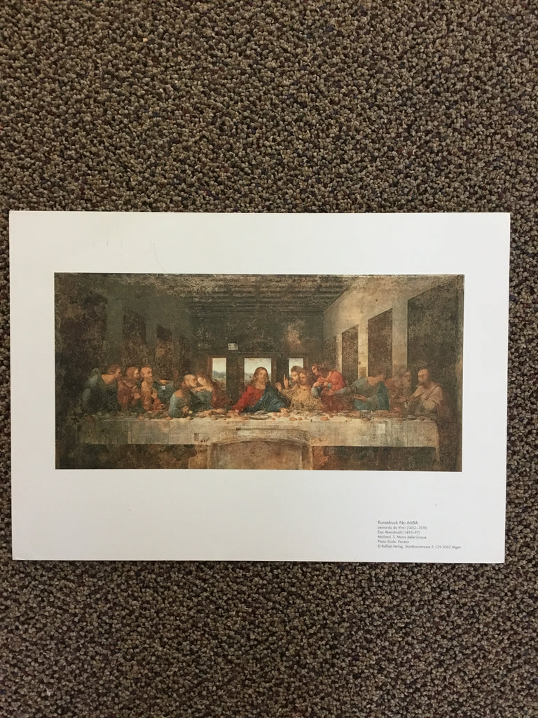 Last Supper - Das Abendmahl