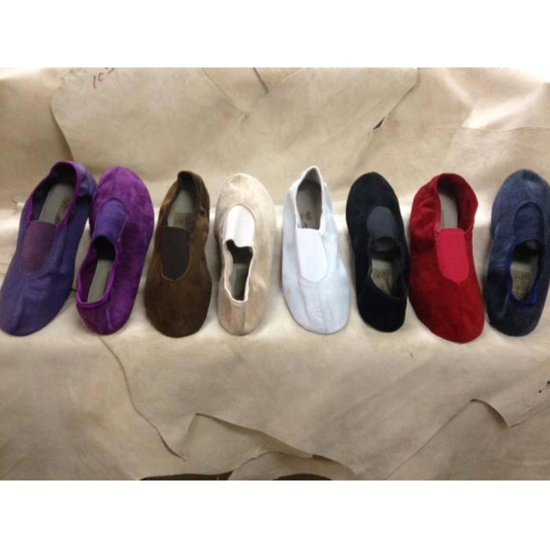 Sofia Leather Slippers, Children's Sizes