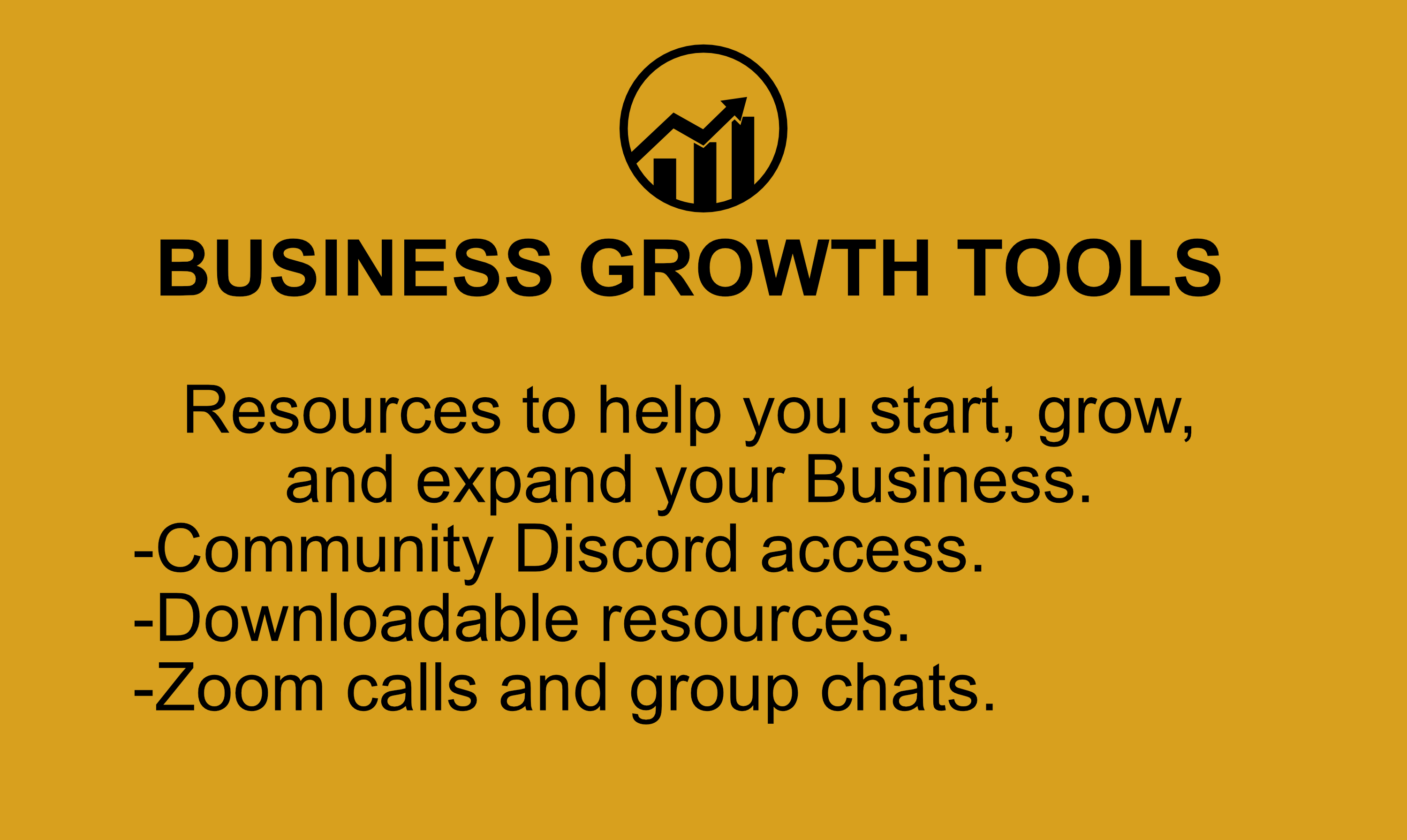 BUSINESS GROWTH TOOLS