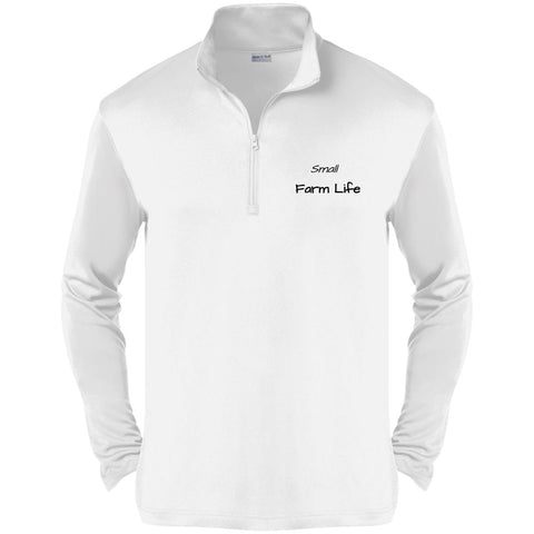 Small Farm Life Lightweight 1/4-Zip Shirt