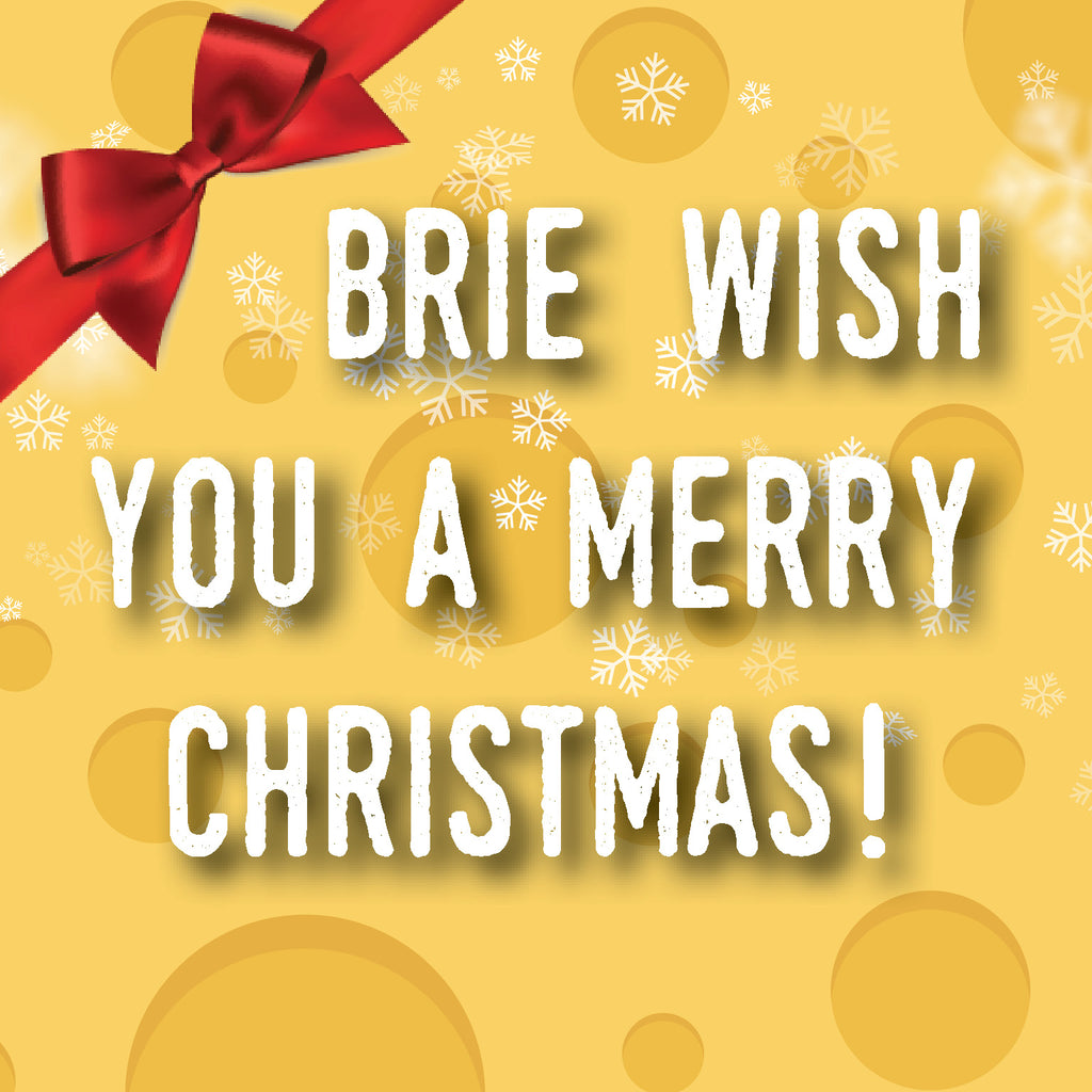 BRIE Wish you a Merry Christmas!