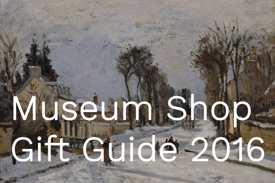 Museum Shop Holiday Gift Guide 2016